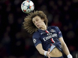 Brazilian David Luiz Sings For Arsenal As Transfer Window Close For The Year