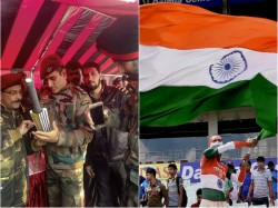 Independence Day Lieutenant Colonel Ms Dhoni Likely To Hoist Tricolour In Ladakh