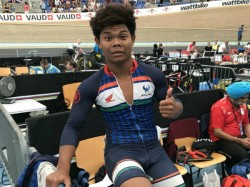 Historic Gold For Indian Cyclists At World Junior Track Championships