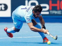 New Zealend Beat India In Their 2nd Olympic Test Event Match
