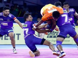 Tamil Thalaivas Beat Haryana Steelers In Pro Kabaddi Match