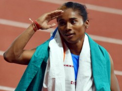 Indian Athlete Hima Das Appointed Unicef S Brand Ambessador