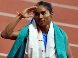 Hima Das Dedicates Her Gold Medal To Coronavirus Warriors