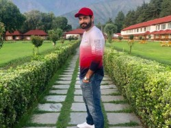 Irfan Pathan Terms Kashmir As Most Beautiful Place