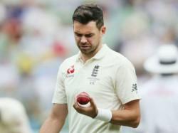 James Anderson Apoligised To England Teammates