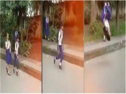 Gymnast Nadia Comaneci Praises Indian School Kids Performing Gymnastics Moves