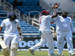 India Vs West Indies Rahkeem Cornwall Gets Pujara Test Wicket In Debut