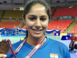 World Para Badminton Gold Winner Manasi Joshi Has Hailed On Twitter