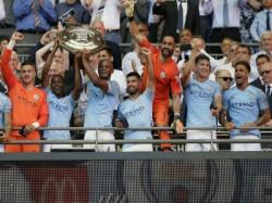 Manchester City Beat Liverpool To Lift Communit Shield