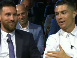 Cristiano Ronaldo Speaks Again On Lionel Messi Champions League Fixture Out