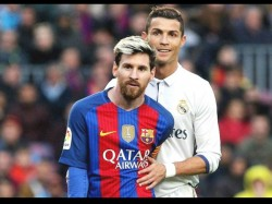 Cristiano Ronaldo Says That Lionel Messi Made Him Better