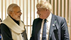 Narendra Modi Informed Britain Pm Boris Jonshon Of England S Historic Ashes Victory