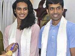 Pv Sindhu Amul Celebrates Sindhu S World Championships Gold Success