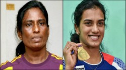 Pt Usha Recalls Story Behind The Photo With Little Pv Sindhu
