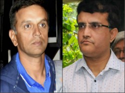 Bcci Send Conflict Of Interest Notice To Rahul Dravid Sourav Ganguly Slams Bcci