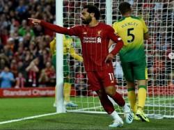 Premier League 2019 20 Liverpool Beat Norwich City By 4