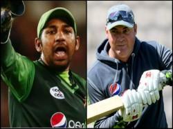 Arthur Pleads To Pcb For Sacking Of Sarfaraz As Pakistan Captain