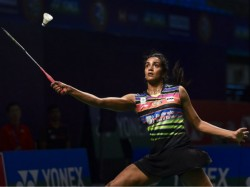 Pv Sindhu Into The Quarters Of World Badminton