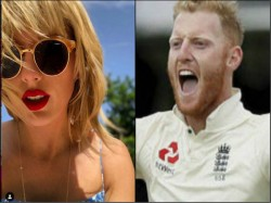 Ashes 2019 Ben Stokes More Popular Than Taylor Swift