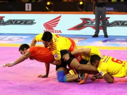 Pro Kabaddi League 2019 Tamil Thalaivas And Delhi Wins Matches