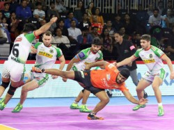 U Mumba And Pink Panthers Has Claimed Victory In Two Pro Kabaddi