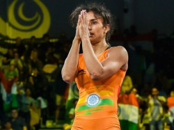 Vinesh Phogat Wins Gold In Poland Open