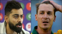 Ind Vs Sa Dale Steyn Apologises To Virat Kohli After Not Included In Sa S T20 Squad The India Tour