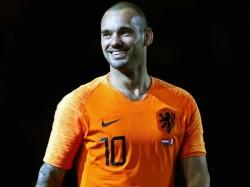 Dutch Legend Wesley Sneijder Retires From Football