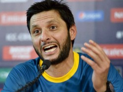 Shahid Afridi Blames Ipl For The Sri Lankan Cricketers Denying To Paly In Pakistan