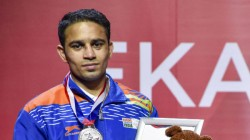 World Silver Medallist Amit Panghal Qualifies For Tokyo Olympics