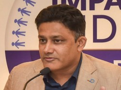 Anil Kumble Thanked Pm Modi For Mentioning Boken Jaw Example In Pariksha Pe Charcha