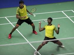 Thailand Open Winner Satwiksairaj Rankireddy And Chirag Shetty Bows Out Of China Open