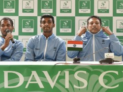 India Vs Pakistan Davis Cup Tie To Be Held On End Of November