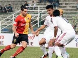 East Bengal Beat Rainbow Fc In Kolkata League
