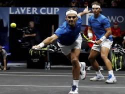Roger Federer And Rafael Nadal Advises Each Other