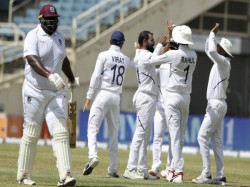 India In Driving Seat Of Second Test Against West Indies In Sabina Park