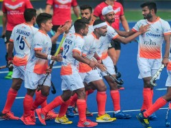 Indian Hockey Team Beat Spain By 6 1 In Tour Of Belgium
