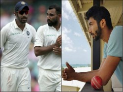 Mohammed Shami Backs Jasprit Bumrah People Makes Money By Criticising Cricketers