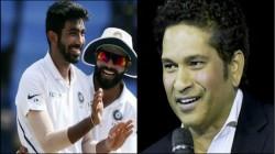 Sachin Tendulkar Tells Good Things About Jasprit Bumrah