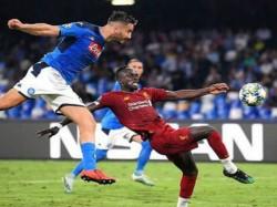 Champions League 2019 Napoli 2 0 Liverpool Chelsea 0 1 Valencia Ajax 3 0 Lille