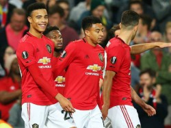 Manu Arsenal Claim Victory In Europa League