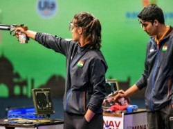 India Achive Five Gold Medals In Issf World Cup