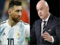 Fifa Denies Vote Rigging In Messi Winning World Best Player Award