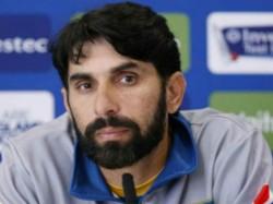 Pakistan New Head Coach Misbah Ul Haq Shuts Down Question On Kashmir Issue