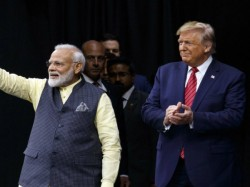 Trump May Come India To Gears Up Nba Match He Tells Modi