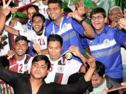 Mohanbagan Beat Bhawanipore By 2 0 In Kolkata League