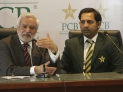 Pakistan Cricket Board Committed To Safety Of Sri Lankan Team