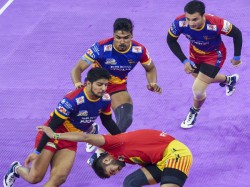 Up Yoddha Beat Jaipur Pink Panthers By 6 Points