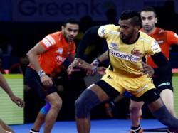 Telegu Titans Will Face U Mumba In Pro Kabaddi League Match