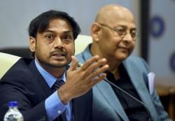 Chairman Of Selectors Msk Prasad Names Three Young Wicket Keepers As Rishabh Pant S Backup